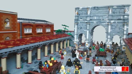 Porta zu Forum Bovis